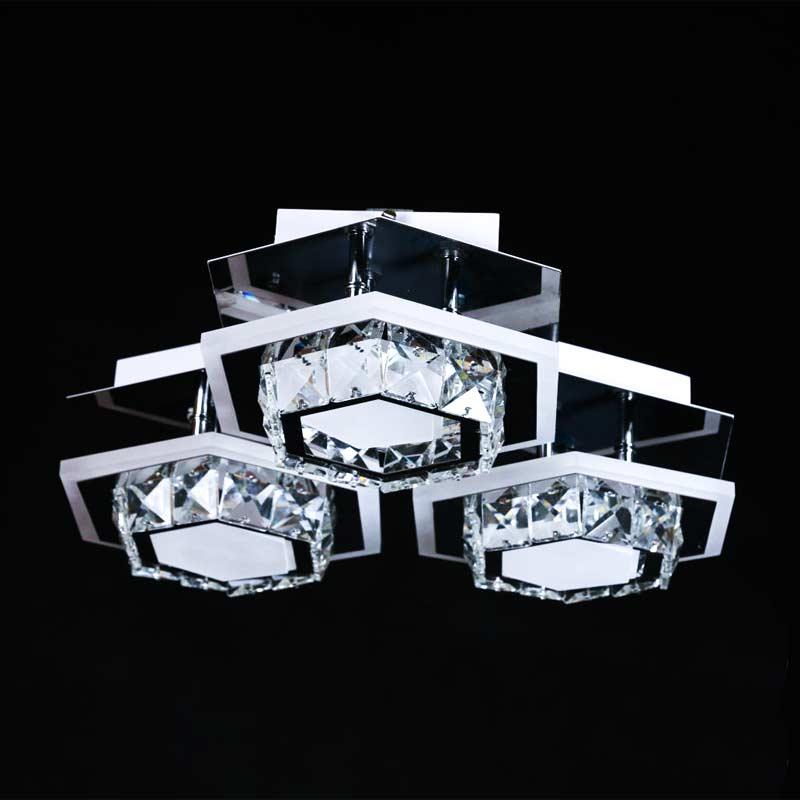 Люстра crystal-3 фото