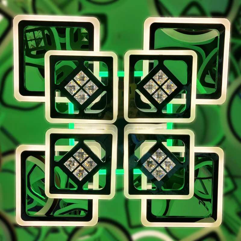светильник диодный spades-chrome фото