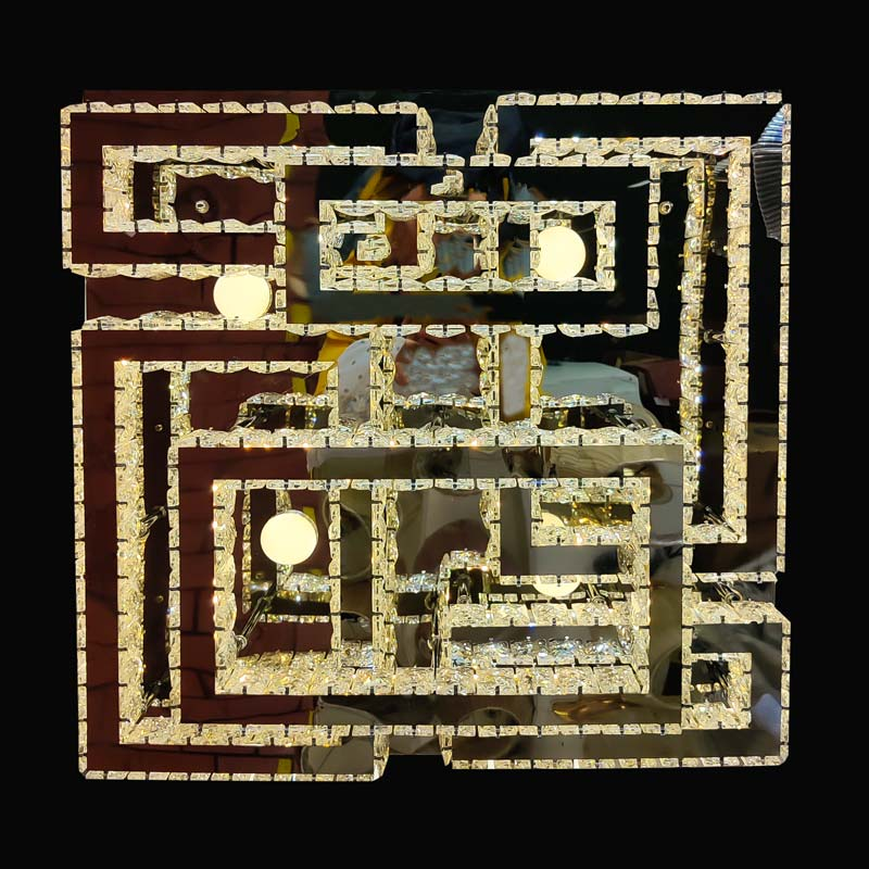 Люстра crystal-prime фото