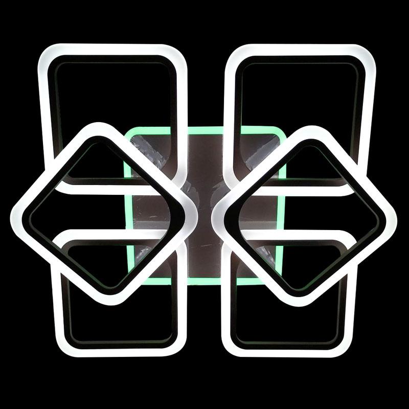 Люстра светодиодная fixteenth-quads фото