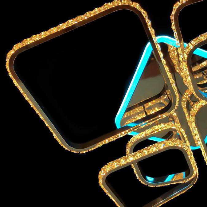 Светильник хрустальный freestyle фото