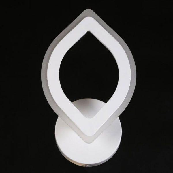 Бра настенный outer-petals белый фото