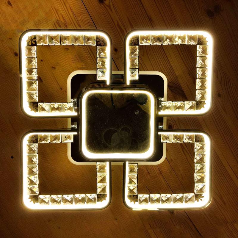Люстра bush-crystal фото